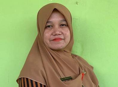 Indah Nursyafa'ah, S.Pd Guru kelas di SDN Patemon 01, Korsatpen Gunungpati, Kota Semarang