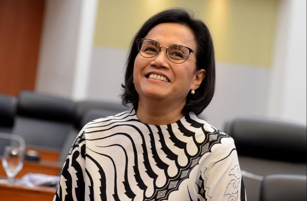 Menteri Keuangan (Menkeu) Sri Mulyani Indrawati. FOTO: Ist\Lingkar.co