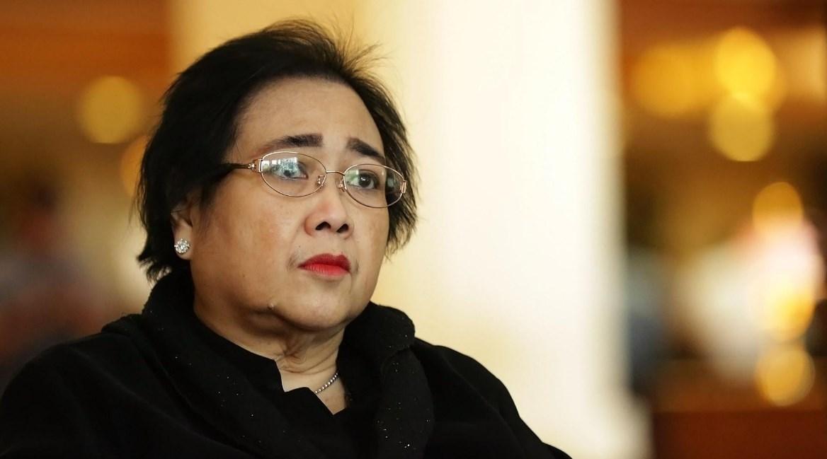 Rachmawati Soekarno. Istimewa