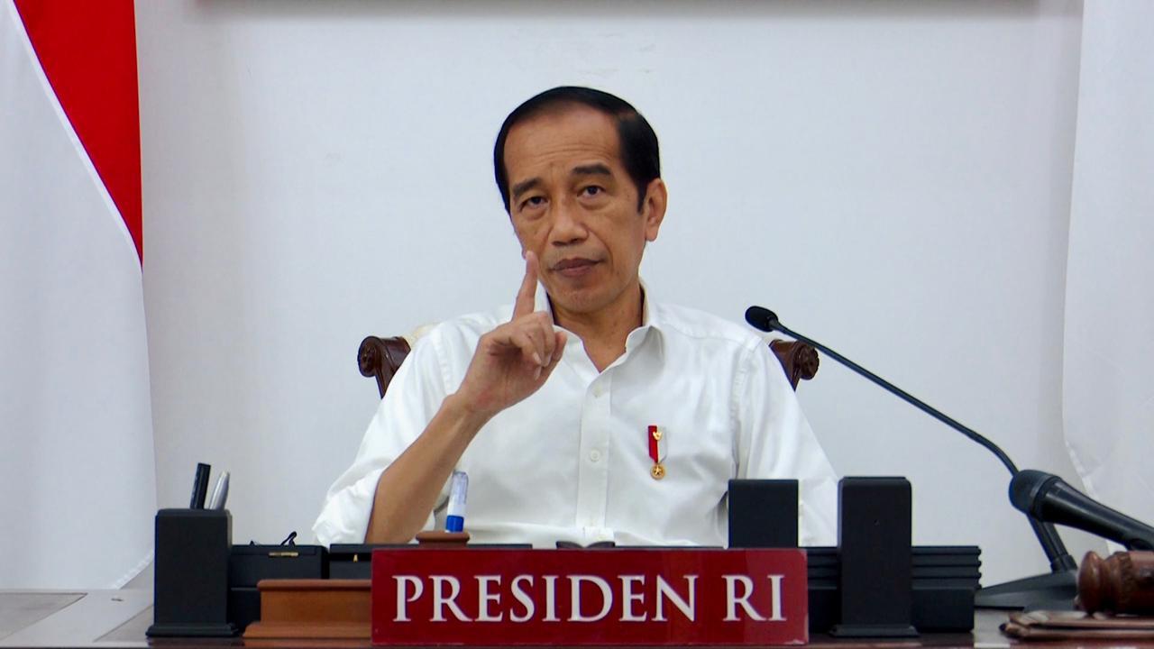 Presiden RI Joko Widodo. FOTO: Dok. Biro Setpres/Lingkar.co