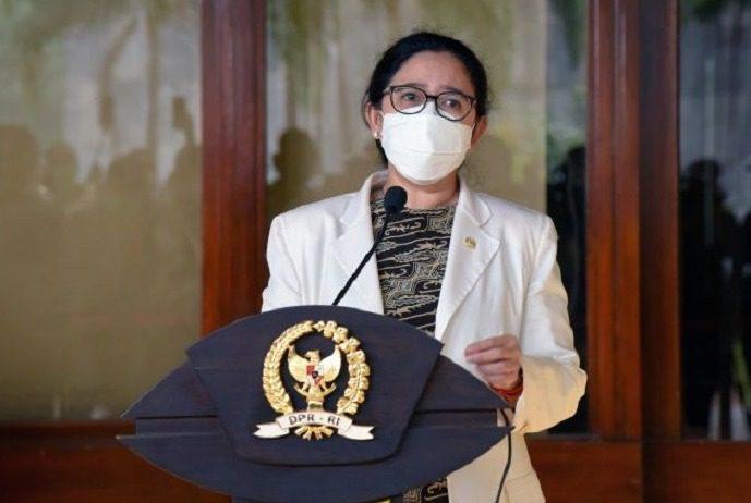 Ketua DPR RI, Puan Maharani. FOTO: Istimewa/Lingkar.co
