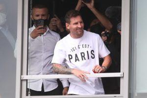 Lionel Messi Resmi Bergabung di PSG