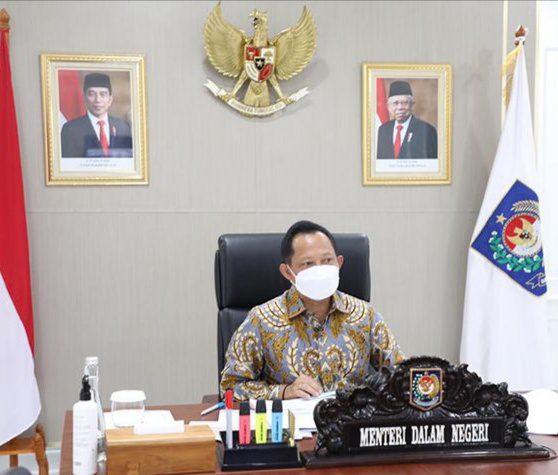 Menteri Dalam Negeri (Mendagri), Tito Karnavian. FOTO : Dok. Kemendagri/Lingkar.co
