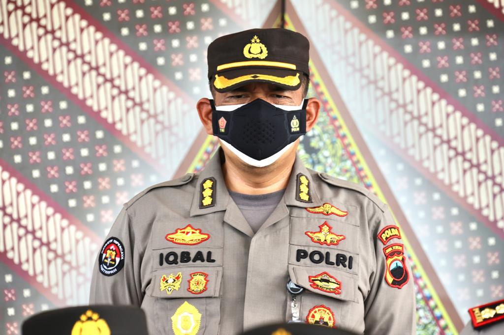 Kabid Humas Polda Jateng, Kombes Pol M Iqbal Alqudusy. FOTO: Dok. Polda Jateng/Lingkar.co
