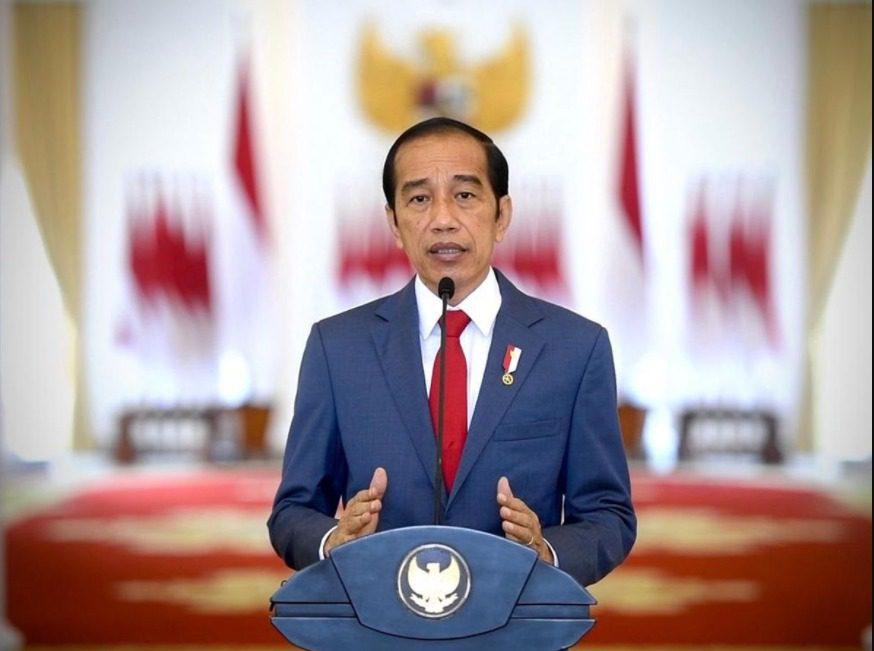 Presiden Joko Widodo (Jokowi) akan menyampaikan pidato kenegaraan pada Senin (16/8/2021) pagi, dalam sidang tahunan MPR RI. FOTO: Dok. BPMI Setpres/Lingkar.co