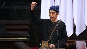 Presiden Jokowi: Pandemi Mengingatkan Kita Agar Peduli Sesama