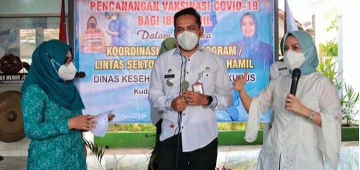 Dinas Kesehatan Kabupaten (DKK) Kudus FOTO: Dok. BPMI/Lingkar.co