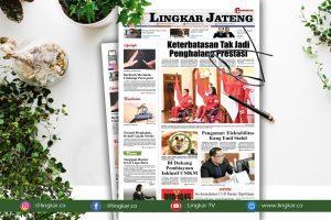 Koran Digital Lingkar Edisi Sabtu 28 Agustus 2021