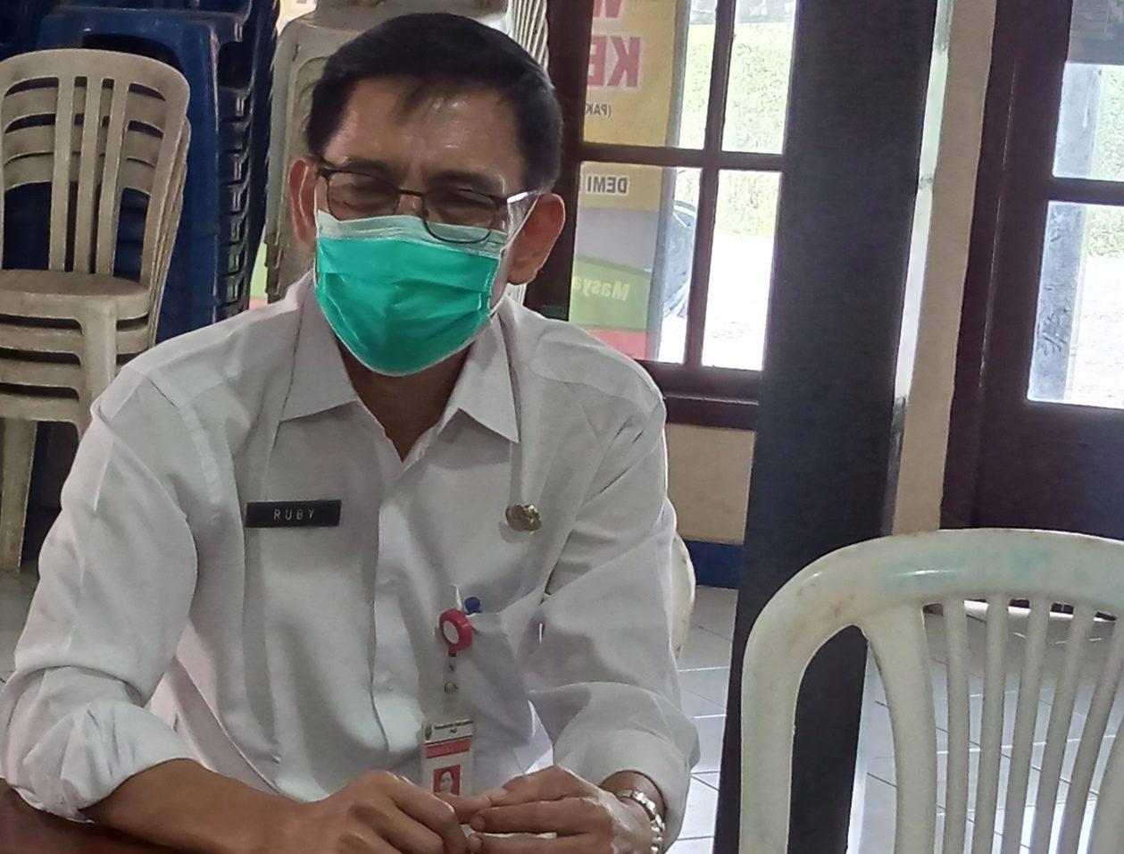 SOSOK: Kepala Disdukcapil Pati Rubiyono. (IBNU MUNTAHA/LINGKAR.CO)
