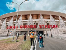 PON XX Papua: Pemerintah Wajibkan Penggunaan PeduliLindungi untuk Skrining Kesehatan