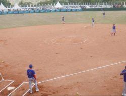 PON XX Papua: Cabor Softball Putra Mengawali Pertandingan