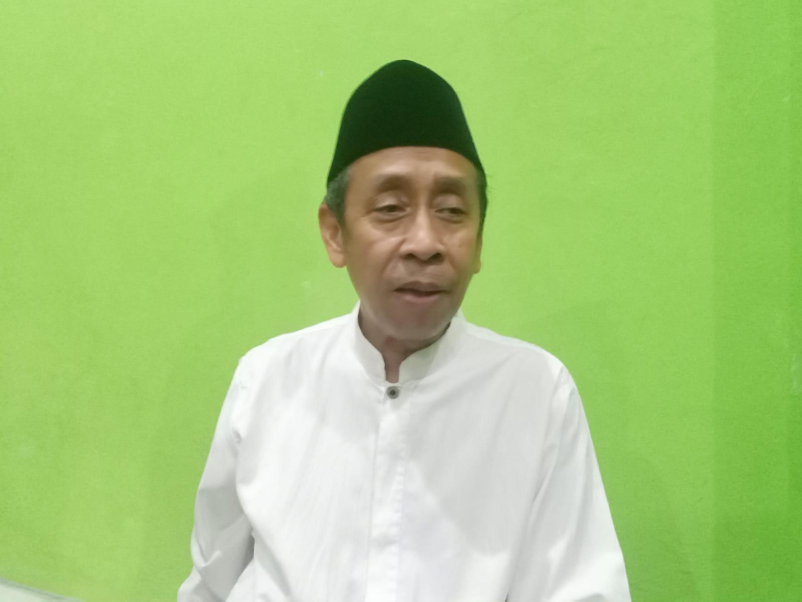 Ketua DPW PPP, Masruhan Samsuri Saat Kegiatan Tasyakuran Perpres No 82 Tahun 2021. Rezanda Akbar D/Lingkar.co