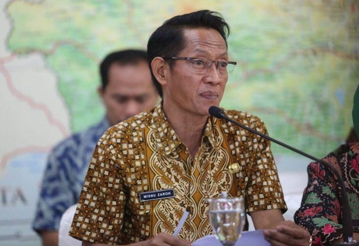 Kepala Badan Kepegawaian Daerah (BKD) Jateng, Wisnu Zaroh. FOTO: Humas Jateng/Lingkar.co