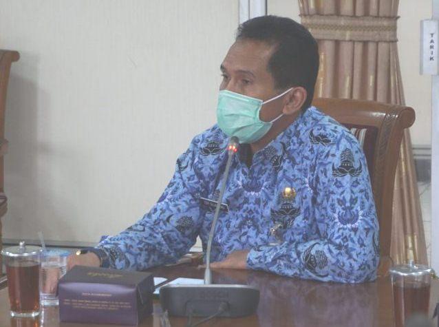 SOSOK: Sekda Kabupaten Jepara, Edy Sujatmiko. (ANDHIK KURNIAWAN/LINGKAR.CO)