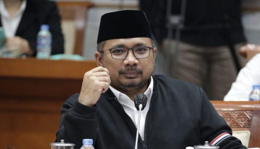 Menteri Agama (Menag) Yaqut Cholil Qoumas. FOTO: Dok. Kemenag/Lingkar.co
