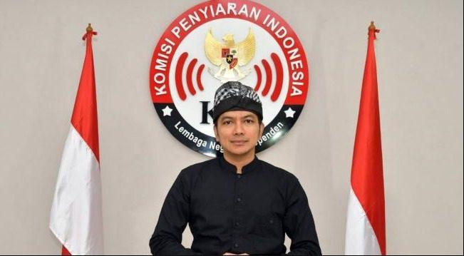 Ketua KPI Pusat, Agung Suprio. FOTO: Dok. KPI Pusat/Lingkar.co