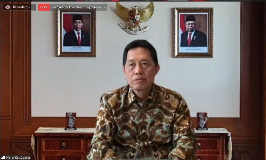 Kepala Eksekutif Pengawas Perbankan, Heru Kristiyana. FOTO: Ist/Lingkar.co