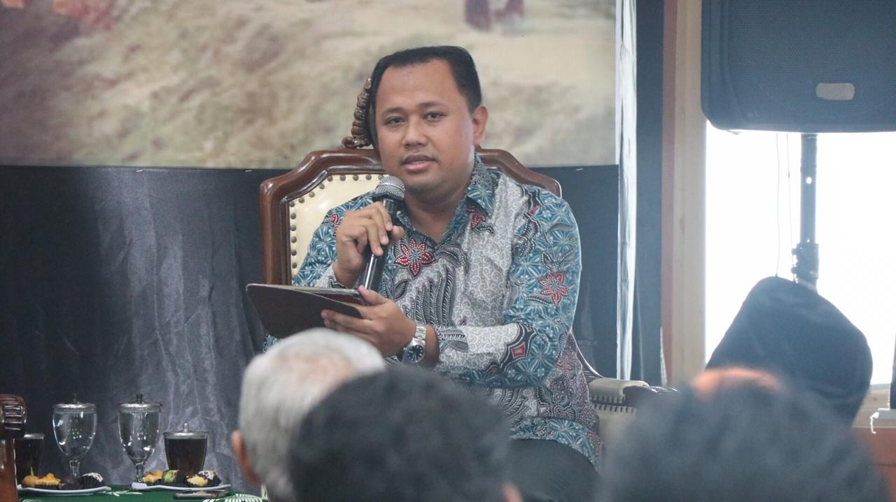 Pengamat Politik, Sekaligus Dosen Ilmu Politik Universitas Muhammadiyah Yogyakarta, Rido Al-Hamdi. FOTO: Rezanda Akbar/Lingkar.co