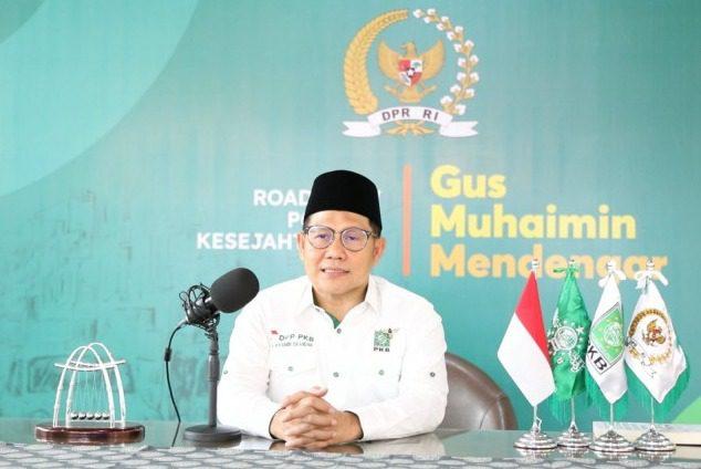 Wakil Ketua DPR RI Koordinator Bidang Kesejahteraan Rakyat (Korkesra), Abdul Muhaimin Iskandar. FOTO: Dok.DPR/Lingkar.co