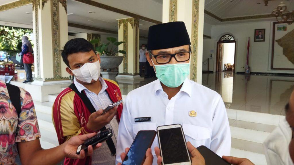 Bupati Temanggung, HM Al Khadziq/Diskominfo