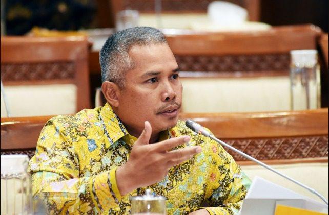 Anggota Komisi XI DPR RI, Achmad Hafisz Tohir. FOTO: Dok. DPR/Lingkar.co