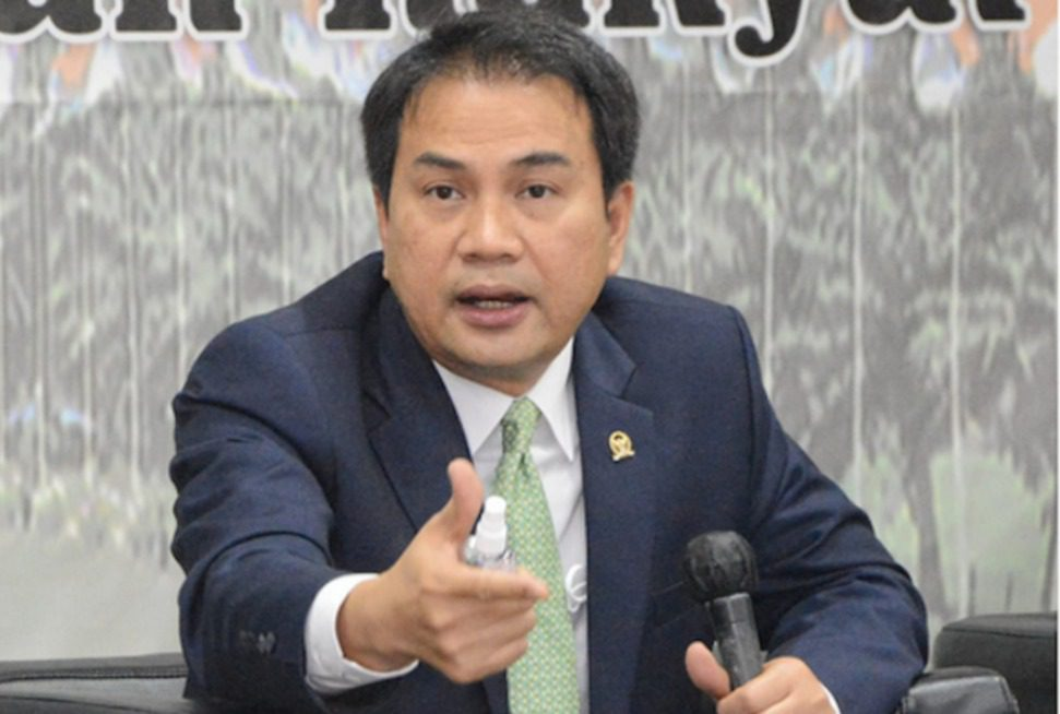 Wakil Ketua DPR, Azis Syamsuddin. FOTO: Dok. DPR RI/Lingkar.co