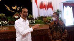 Presiden Joko Widodo, bersama Suroto, di Istana Negara, Jakarta, Rabu (15/9/2021), FOTO: BPMI Setres/Lingkar.co