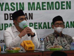 Gandeng NU, Gus Yasin Dorong Pertanian Organik