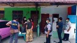 BNNK Siantar Amankan Tiga Penghuni Kos yang Positif Narkoba