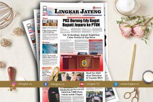 Koran Digital Lingkar Edisi Rabu 01 September 2021
