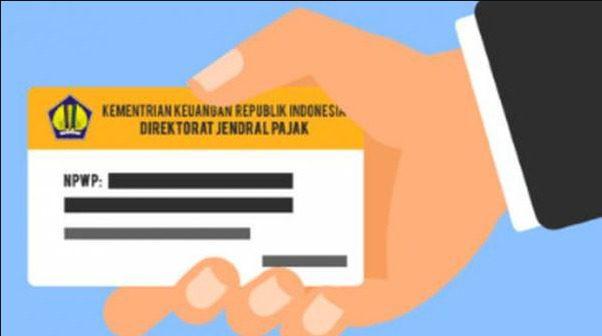 ILUSTRASI- Nomor Pokok Wajib Pajak (NPWP). FOTO: Indonesia-.go.id/Lingkar.co