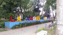 Ilustrasi Taman Merdeka Tempat Wisata Siantar, Matius Gea/ Lingkar.co