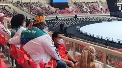 Ilustrasi: Wagub Jateng Saat Melihat Pertandingan PON XX Papua,Tim H2/Lingkar.co