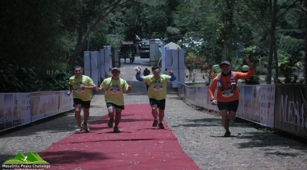 Ilustrasi - Lomba lari maraton yang di gelar MesaStila. Ist/Lingkar.co