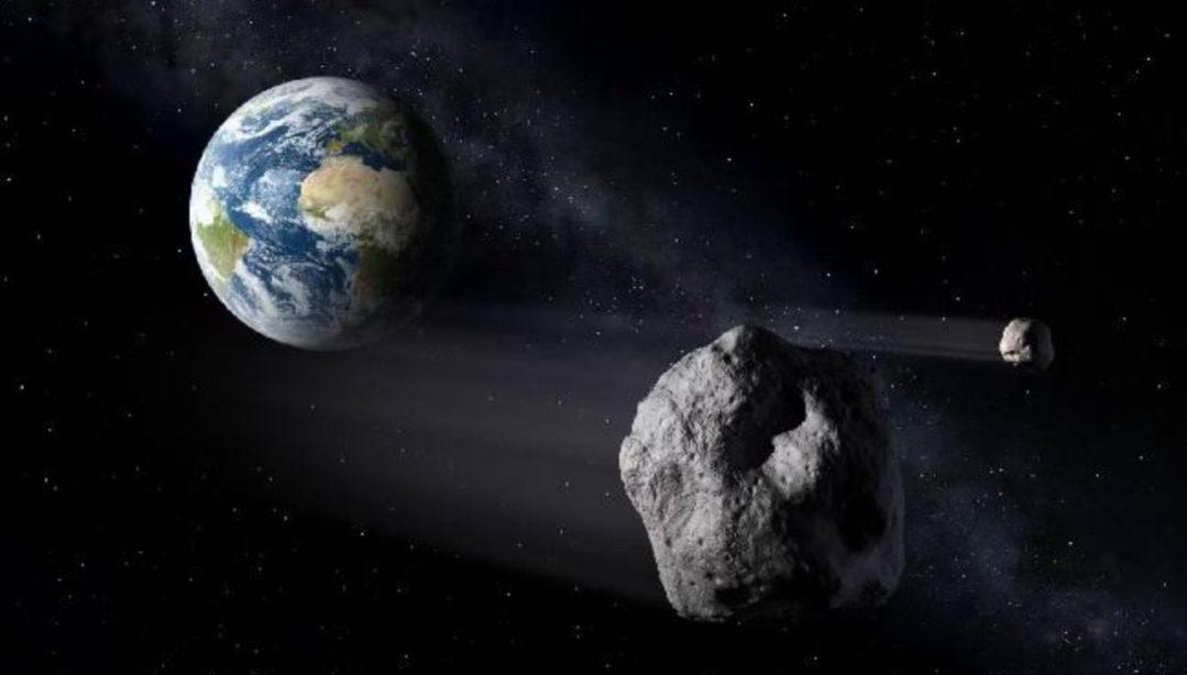 Ilustrasi Asteroid,Ist/Lingkar.co
