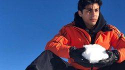 Aryan Khan, Anak Artis Bollywood Shah Rukh Khan yang terjaring kasus narkoba. IST/LINGKAR.CO