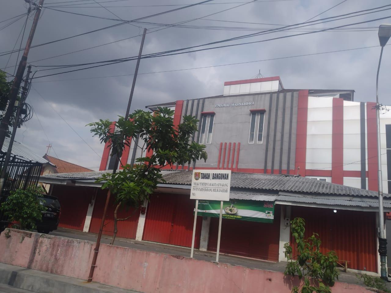 ILUSTRASI- Pasar Wonodri Semarang, Jateng. FOTO: Ist