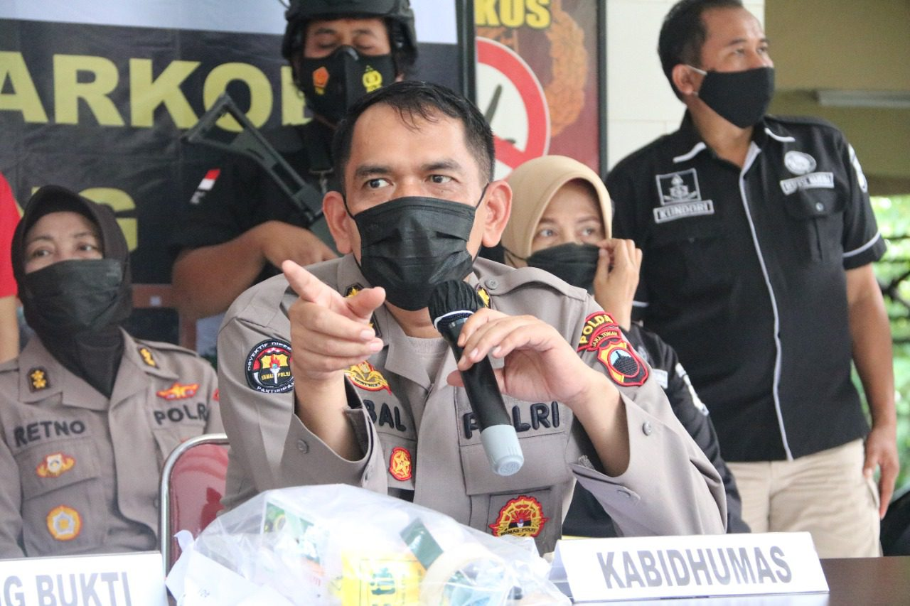 Kabid Humas Polda Jateng, Kombes Pol. M. Iqbal Alqudusy. FOTO: Humas Polda Jateng/Lingkar.co