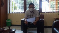 Kepala Dinporapar, Rekso Soehartono saat ditemui di kantornya. Lingkar News NetworkLingkar.co