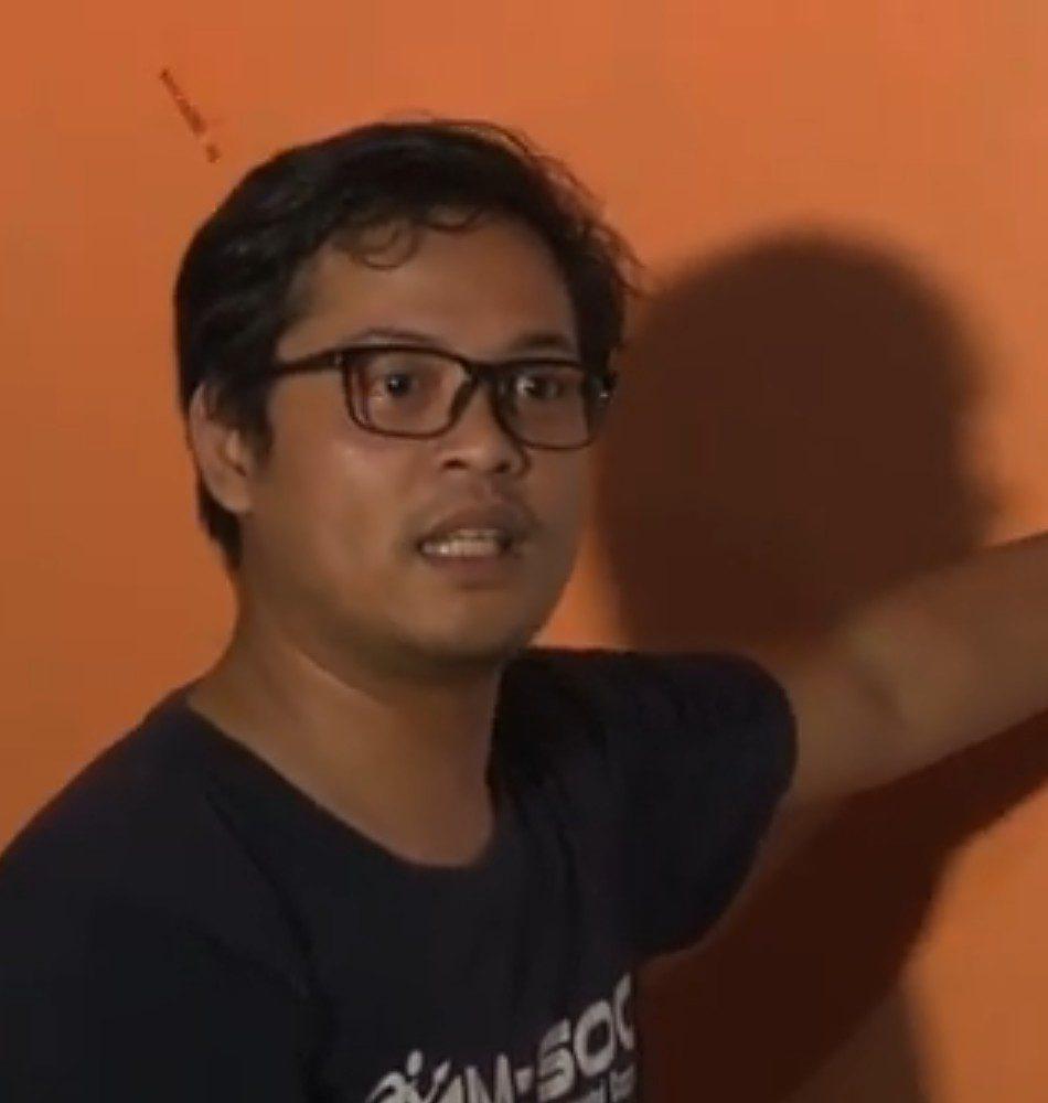 Direktur Walhi Jateng, Fahmi Bastian. FOTO: Ist/Lingkar.co